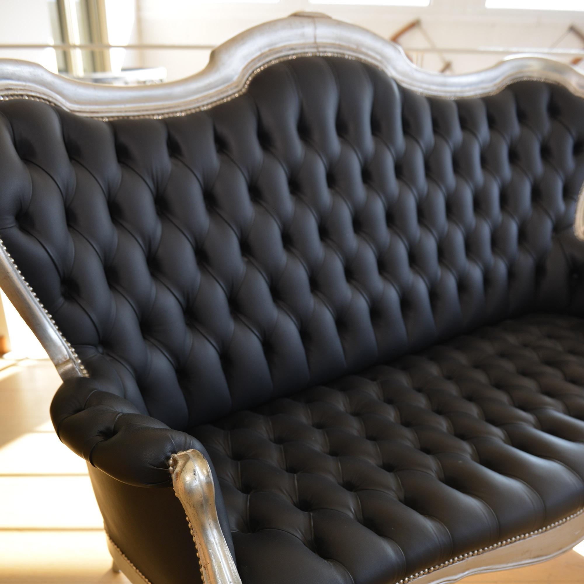 Trasformazione di un antico divano