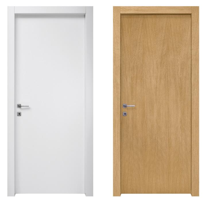 Porte laccate